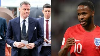 Breaking News-Jamie Carragher Says The Three Players Gareth Southgate Should Drop For Panama Clash