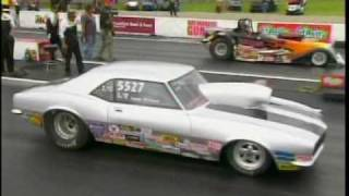 Highlights Super Stock Gas Comp and Eliminator Topeka Kansas 2010 Drag Racing.mpg