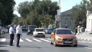 ГАИ Таганрог. радар ГИБДД