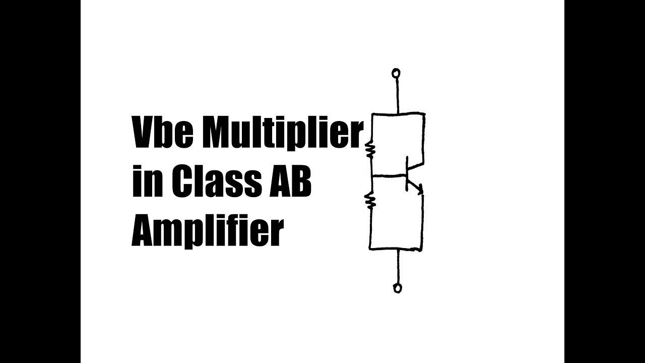 Transistor Amplifier Applications