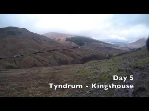 West Highland Way April 2017