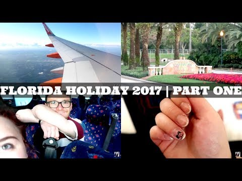FLORIDA HOLIDAY 2017 | PART ONE |