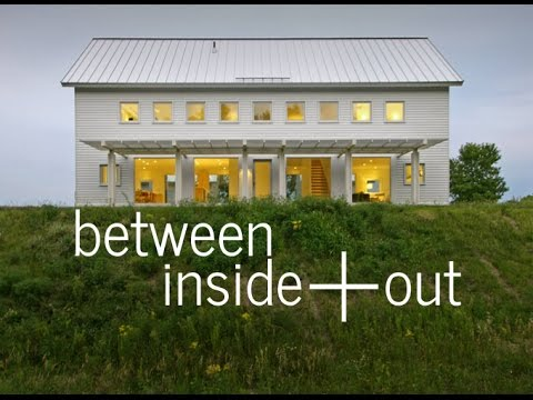 Between Inside and Out (transition zones)