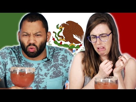 Americans Try Micheladas For The First Time