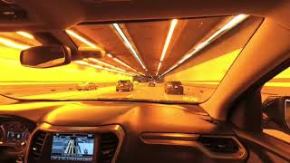 Life is a Highway - A song by Tom Cochrane - 3D Car Ride Jukebox - VR180