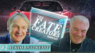 Achim Anscheidt (Bugatti Design Director) | The 'Fate Creators' Podcast | Episode 2!