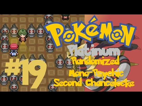 Pokemon Platinum Second Chancelocke Episode 19: Haunted Gym