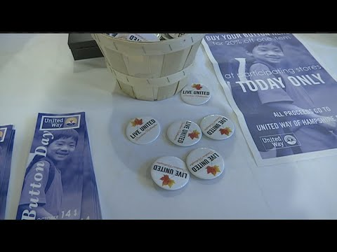 Northampton residents shop 'til they drop for United Way Button Day