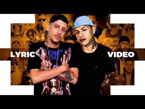 MC Mãozinha e MC Menor da VG - Eu Sou Tesouro Da Favela (Lyric Video) DJ Nene MPC