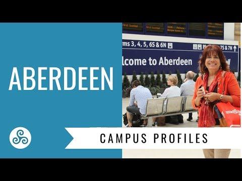 Campus Profile - University of Aberdeen in Scotland