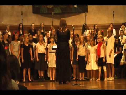20140509 Katy Children's Choir DVD