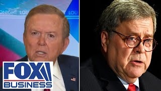 Lou Dobbs gives fiery reaction to Attorney General Barr's resignation