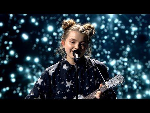 Anna Ritsmar - Starlight   Dansk Melodi Grand Prix 2018   DR1