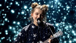 Скачать Anna Ritsmar Starlight Dansk Melodi Grand Prix 2018 DR1