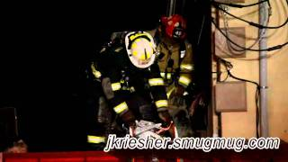 Lehigh Twp. Commercial Fire - 3/12/2011 - Mama
