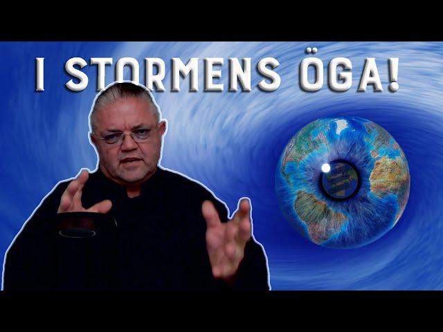 Carl Norberg 2020-10-21 - Dramatiken tätnar kring de som verkar utan att synas!
