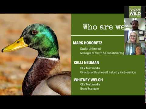 Project WILD Monthly Meeting February 2020