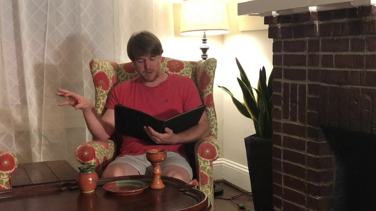 3. Confession and Meditation - YouTube