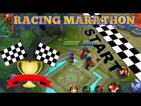 RACING MARATHON    JOHNSON VS ALDOUS    MOBILE LEGEND