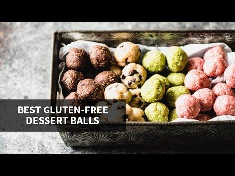 BEST GLUTEN-FREE DESSERT BALLS | paleo + no refined sugar