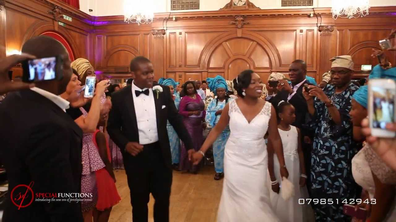 nigerian wedding victoria weds iyke cute couple youtube
