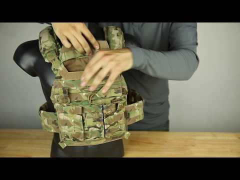 SORD Australia APC Plate Carrier Review