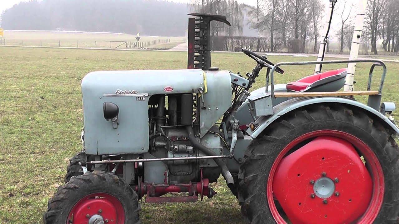 eicher ed13 oldtimer traktor youtube. Black Bedroom Furniture Sets. Home Design Ideas