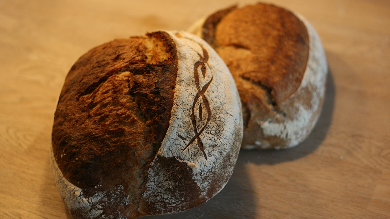 How To Make A Basic Sourdough Bread