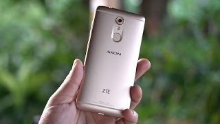 ZTE Axon 7 mini Review  Mid range more than mini