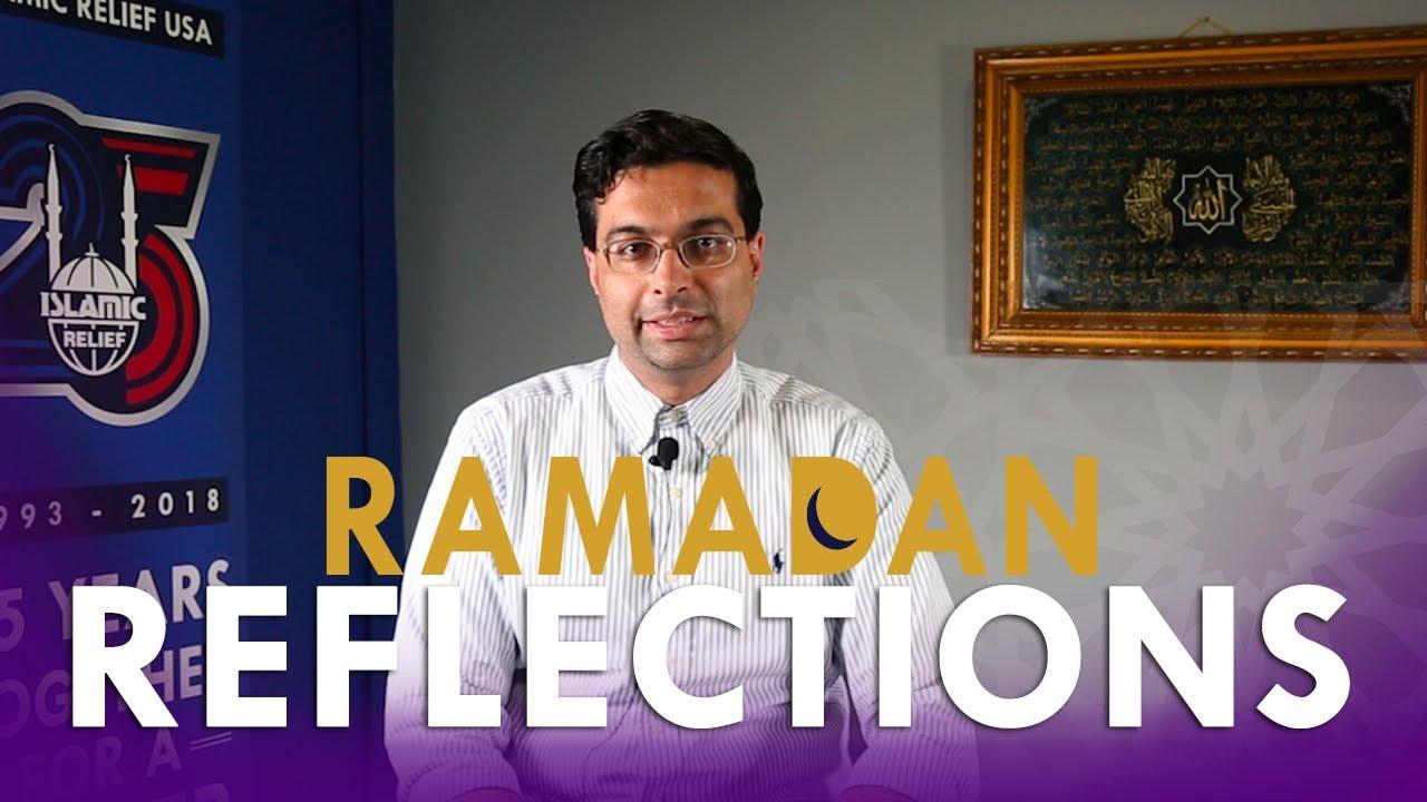 Al-Hadi - Ramadan Reflections - Islamic Relief USA