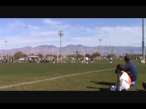 Luis Alejandro Diaz - Gunners Tucson - U10, Jersey...