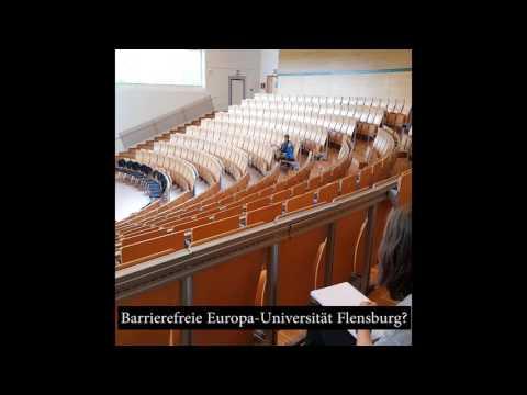 Barrierefreie Europa-Universität Flensburg