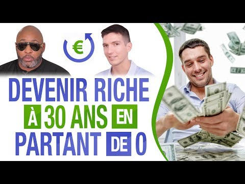 Comment DEVENIR RICHE à 30 ANS en PARTANT de 0 ? TRADING FORMATION (FUCK EUR/USD)