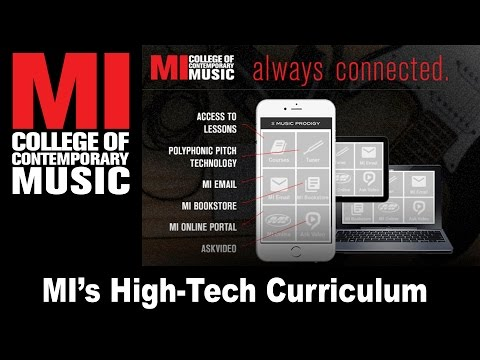 MI's Technology Takes Music College to the Next Level