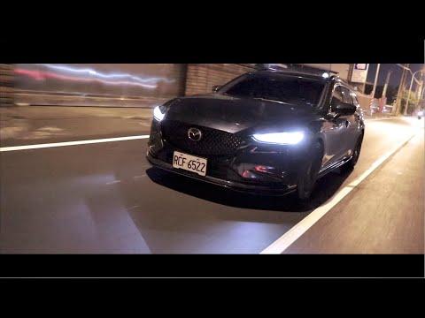 Late Night Run - Mazda 6 Wagon