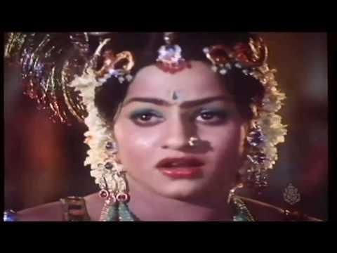 Kannada Old Song | Madana Naachi Odidhanu Madana Song | Gurushishyaru Kannada movie | SPB,Janaki