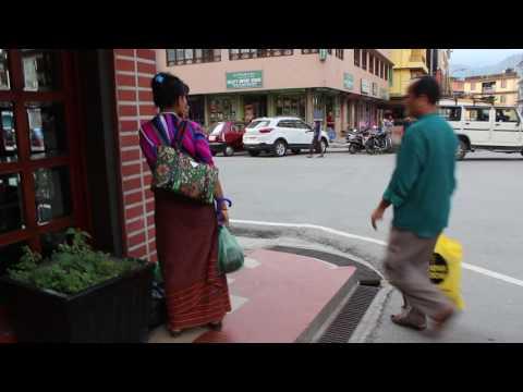 Phuentsholig Bhutan Border city