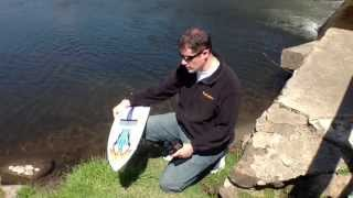 RC Boat Magazine tests the Aquacraft Revolt 30