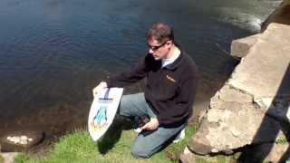 RC Boat Magazine tests the Aquacraft Revolt 30