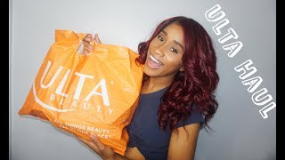 (2018) HUGE ULTA HAUL | Makeup + Skincare | Nae and Nea