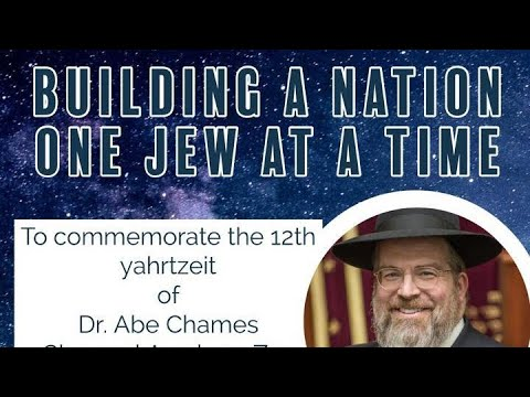 Building One Jew At A Time by Rabbi Yechiel Spero