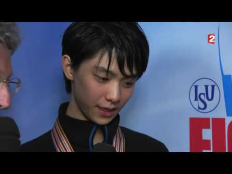 2017/04/01 Interview with French TV
