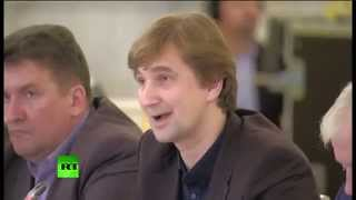 Вопрос Путину от Станислава Кучера