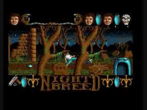 Nightbreed The Action Game Amiga
