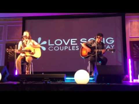 MacPowell & TrevorMorgan Lovesong Couples Getaway