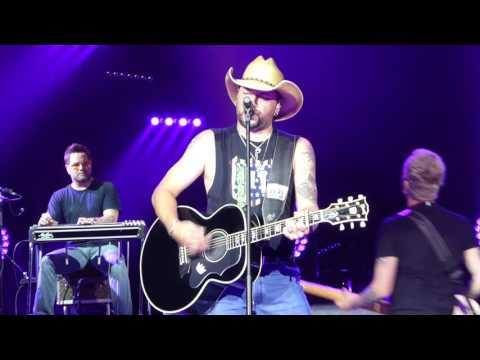 """Jason Aldean """"A Little More Summertime"""" Live @ BB&T Pavilion,"""