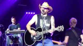 "Jason Aldean ""A Little More Summertime"" Live @ BB&T Pavilion,"