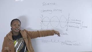 330 Juliah Wangui  Waves   Vibrating String  SCIENCE YEAR 10