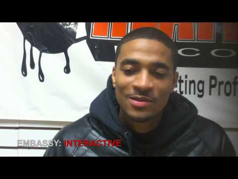 Jarvis (@JarvisTheArtist) Interview with Embassy: Interactive