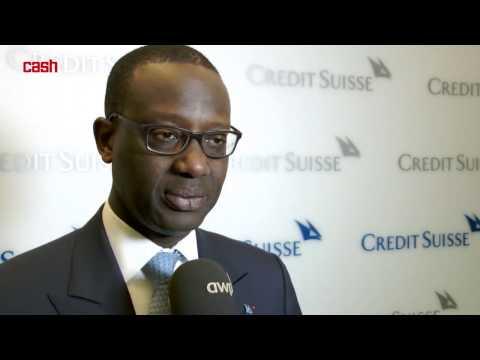 Tidjane Thiam, CEO Credit Suisse